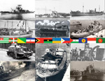 Auxiliary navies in history (1860-2010)